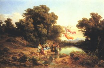 THE BAPTISM OF THE LORD – JANUARY 13, 2019