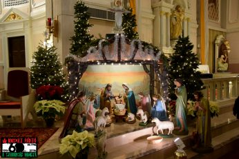 CHRISTMAS SEASON MASS SCHEDULE AT ST. ELIZABETH CHURCH – 2019