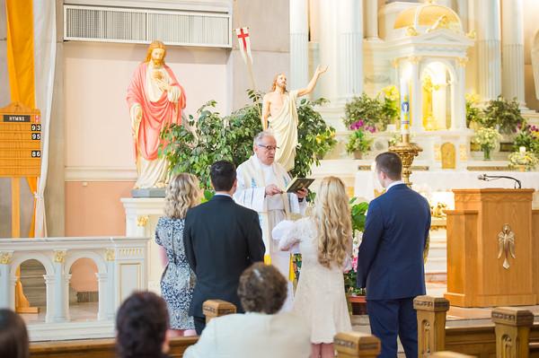 Mesko baptism 2
