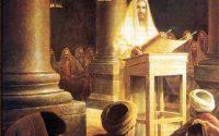 Jézus a Názáreti zsinagógában