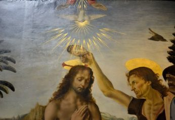 THE BAPTISM OF THE LORD – January 10, 2021.