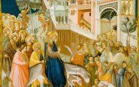 Entry-into-Jerusalem-Assisi-frescoes-pietro_lorenzetti