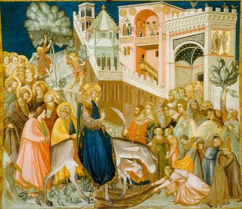 PALM SUNDAY OF THE PASSION OF THE LORD – March 28, 2021
