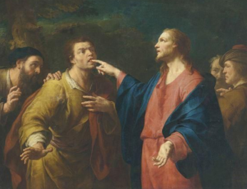"""23rd  SUNDAY IN ORDINARY TIME """"B"""" – September 5, 2021"""